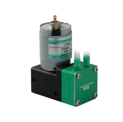 Diaphragm pumps for liquids